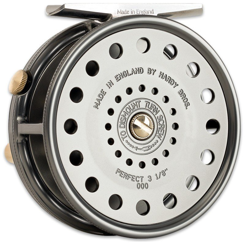 Charles Jardine Artwork Perfect Fly Reel Grayling MADE IN ENGLAND - LIMITED EDITION image 2