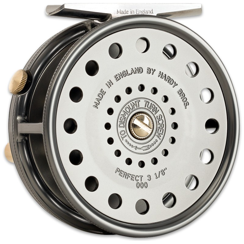 Charles Jardine Artwork Perfect Fly Reel Rainbow Trout MADE IN ENGLAND - LIMITED EDITION image 2