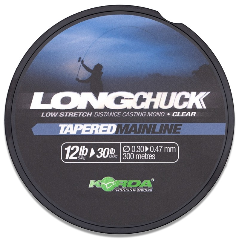 Long Chuck Tapered Casting Monofilament 300m