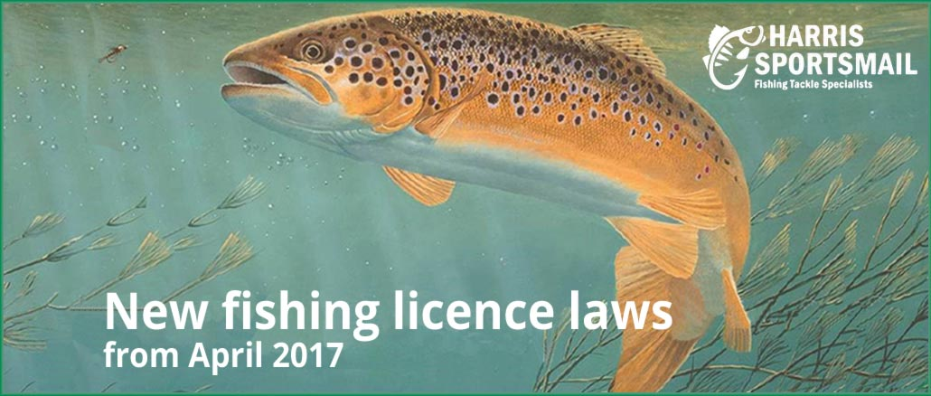 New Fishing Licence Laws: what do I need to know?