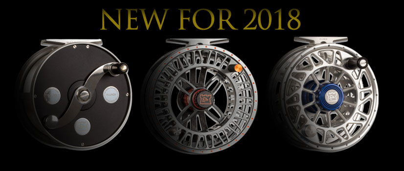 Hardy's New Reels for 2018