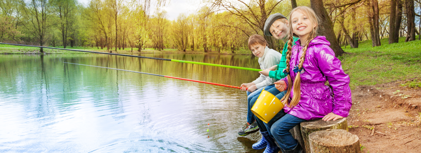 4 Reasons to Get Kids Fishing This Summer Holiday