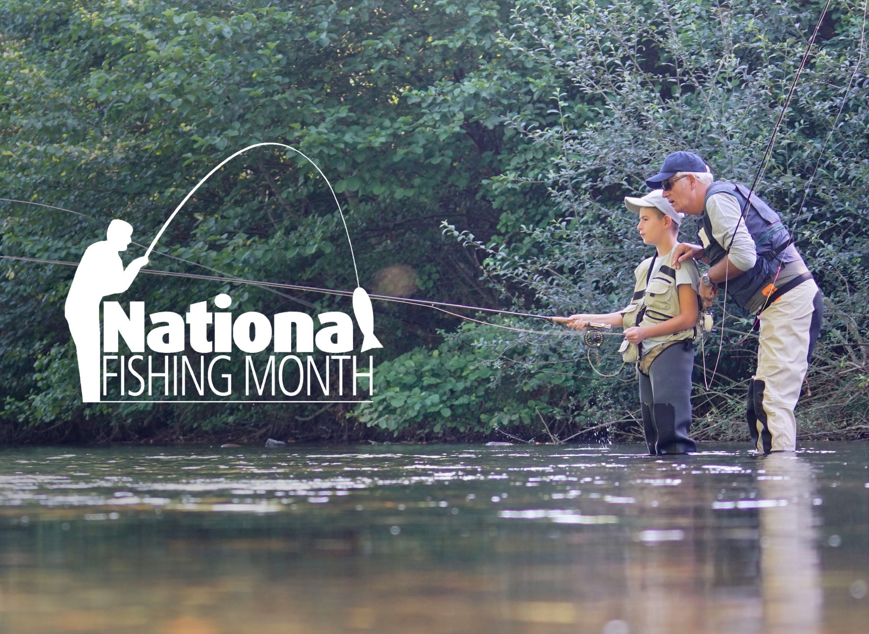 National Fishing Month 2019