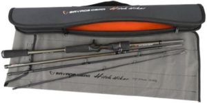 savage gear travel lure rods